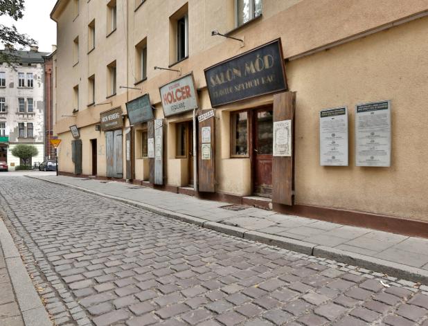 jewish quarter krakow
