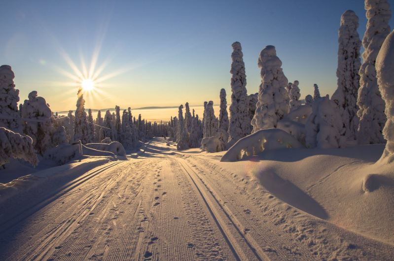 Why should we choose ski tour Poland?