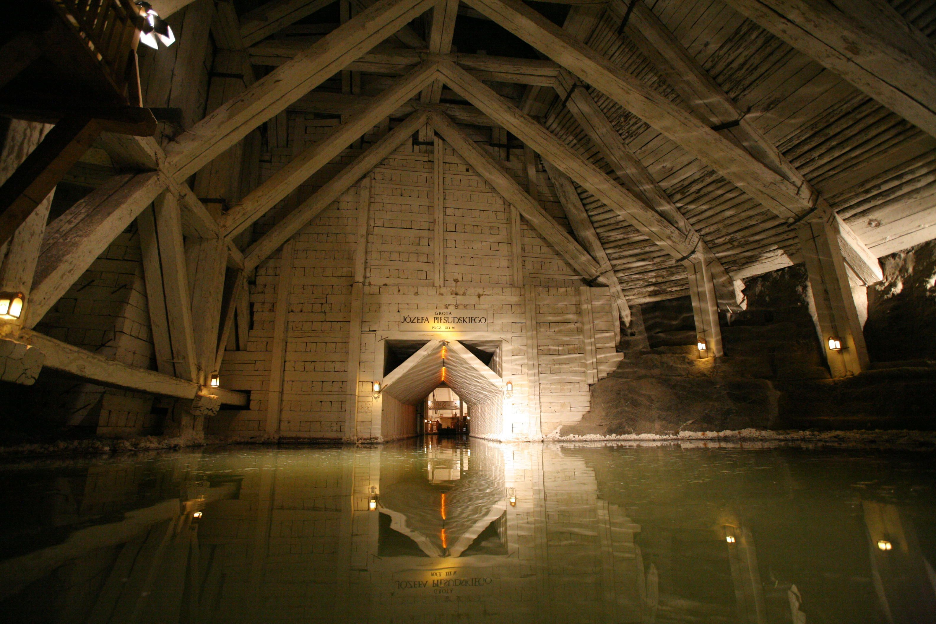 Why should we go to the Wieliczka Salt Mine?