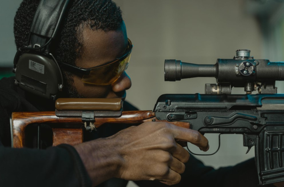 Why should you go to the shooting range during stag party?